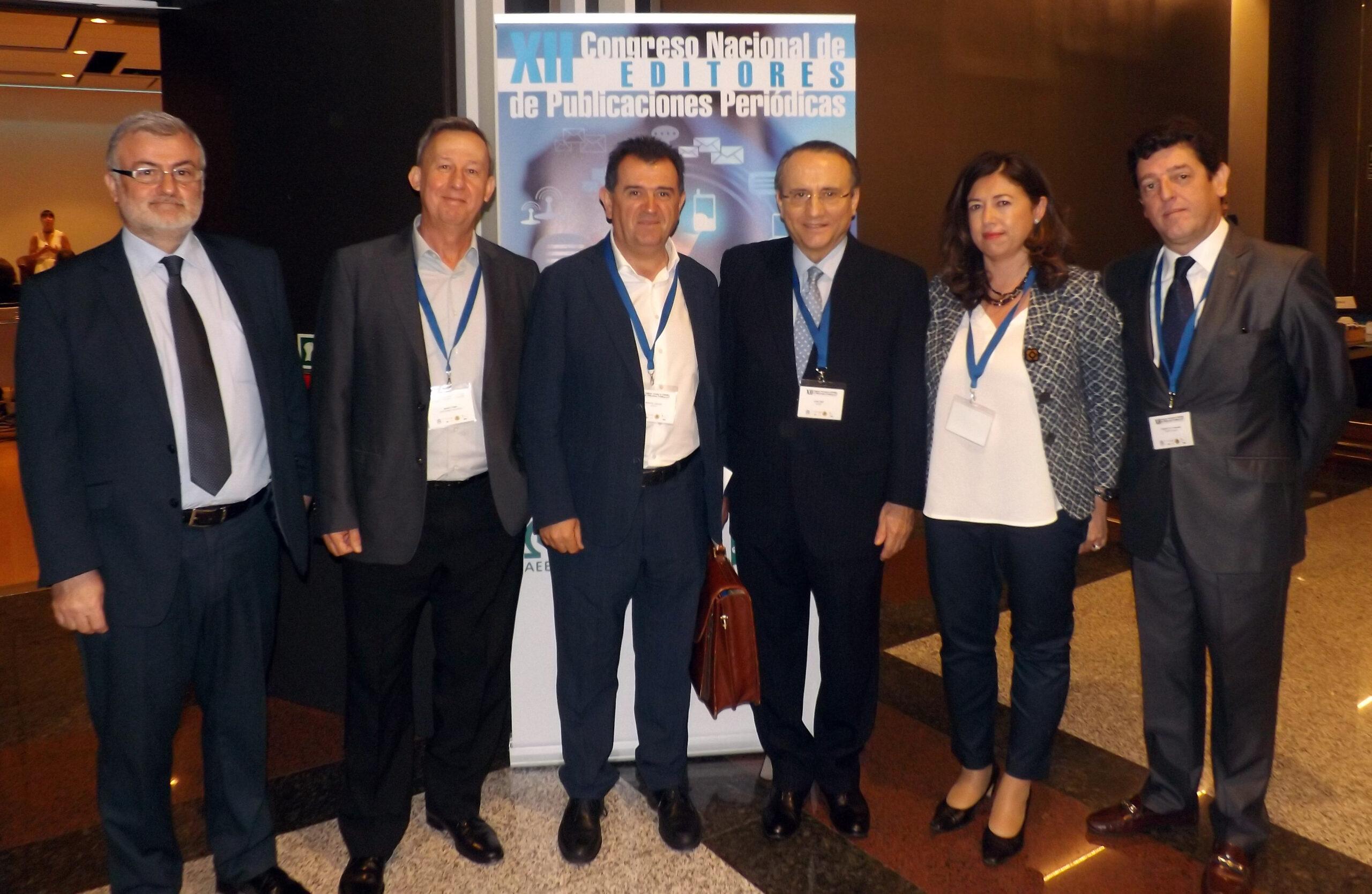 Inauguración Congreso de editores AEEPP 2017