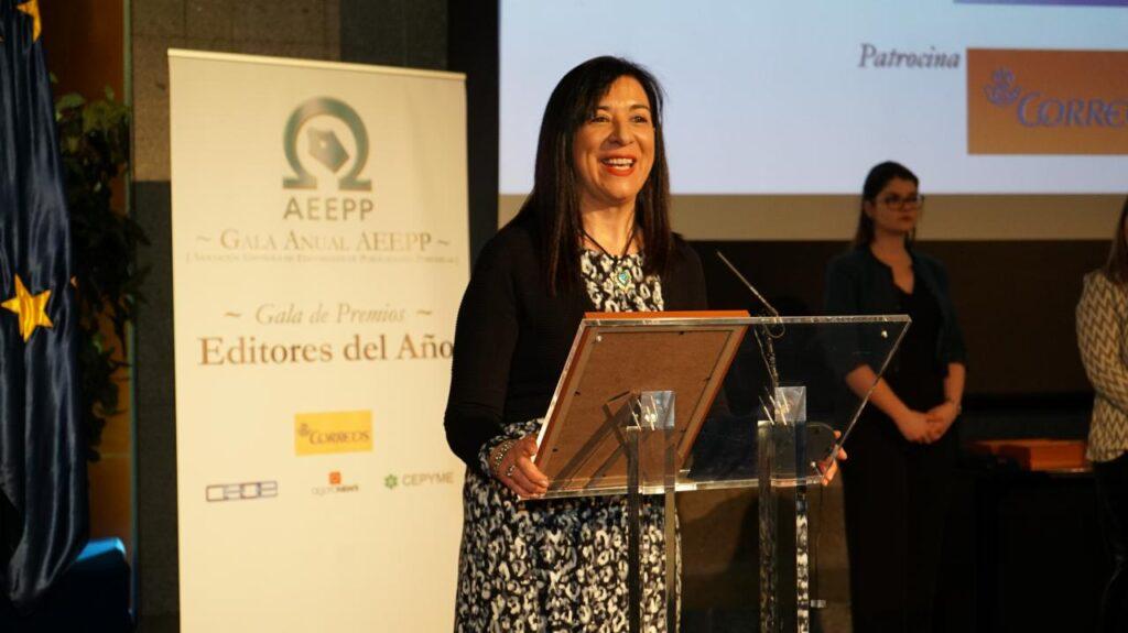 Editor de publicaciones profesionales: Lola Paniagua (Sweet Press)