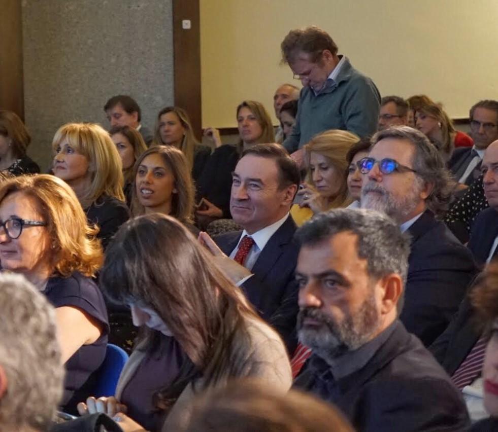 Pedro J. Ramírez en la gala de los Premios AEEPP 2019