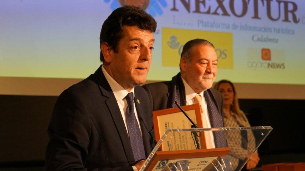Trayectoria Profesional. Eugenio de Quesada y Carlos Ortiz. Nexotur