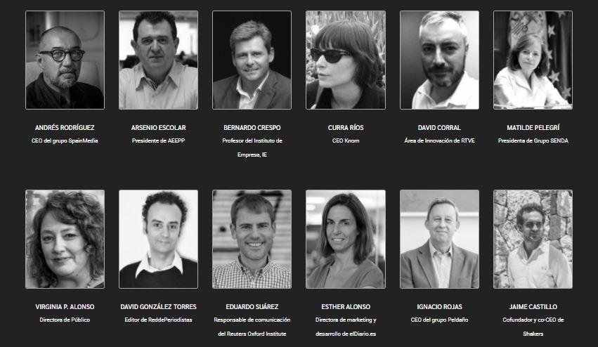 Algunos de los ponentes nacionales e internacionales que participan el el XV Congreso AEEPP.