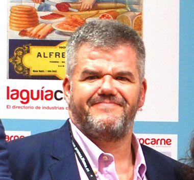 Jesús Cruz, subdirector de la revista EUROCARNE y de www.eurocarne.com