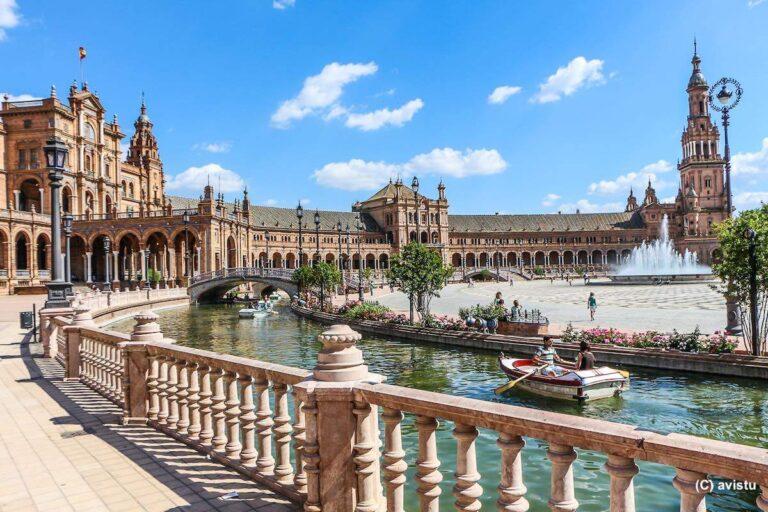 Plaza-de-España-Sevilla-